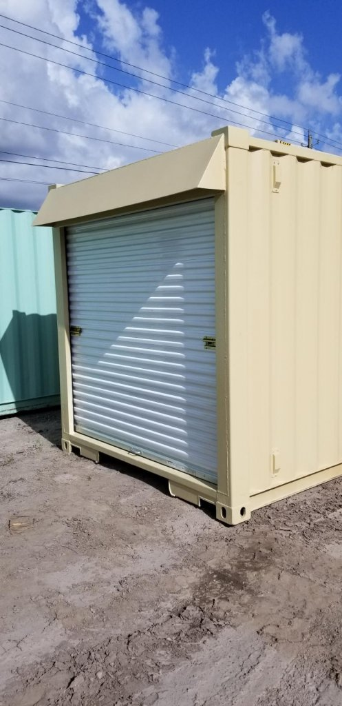 Cutom Modified Container