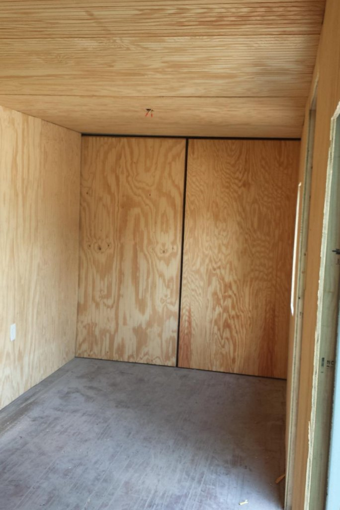 Office Container Build Out